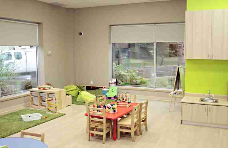 daycare room with toys