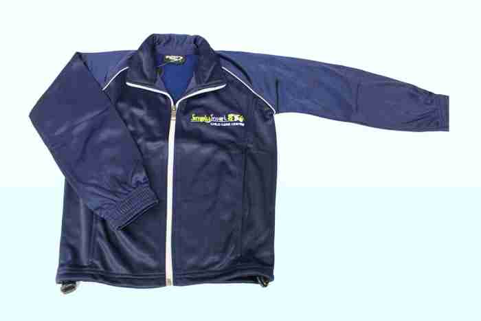 SimplySmart Zip Up Soft Jacket