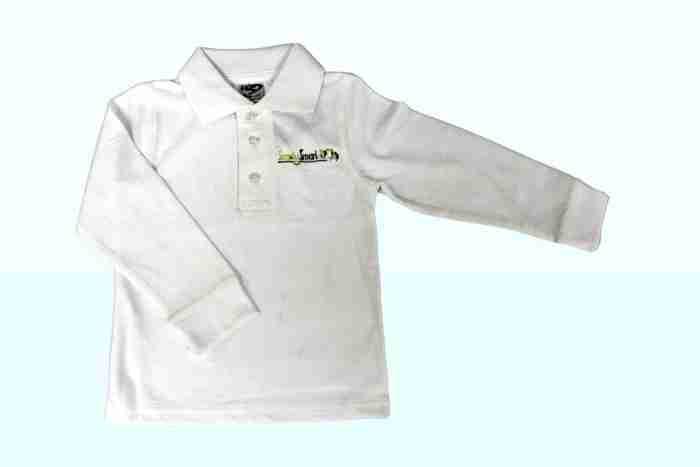 SimplySmart Polo Long Sleeve