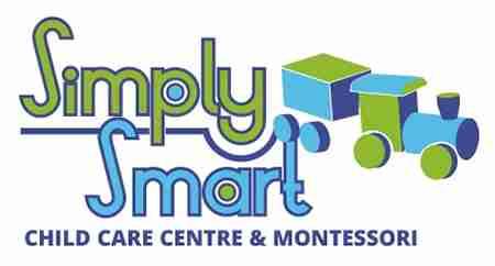 SimplySmart Child Care Centre & Montessori logo